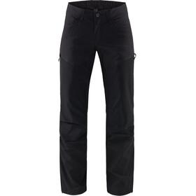 Haglöfs W's Mid Flex Pants True Black Solid